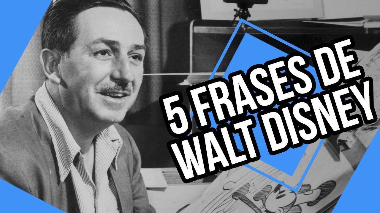 5 Melhores Frases De Walt Disney Insight 79