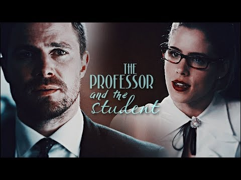 Oliver & Felicity - The professor & the student (AU)
