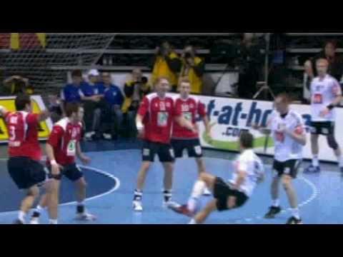 alle fehlentscheidungen der schiedsrichter deutschland norwegen handball wm 2009 heiner brand