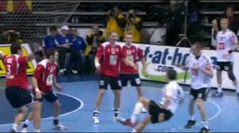 Alle Fehlentscheidungen der Schiedsrichter - Deutschland - Norwegen - Handball WM 2009 Heiner Brand