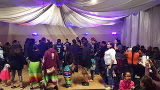 Albuquerque Community Round Dance April 27 2018 Clip 20