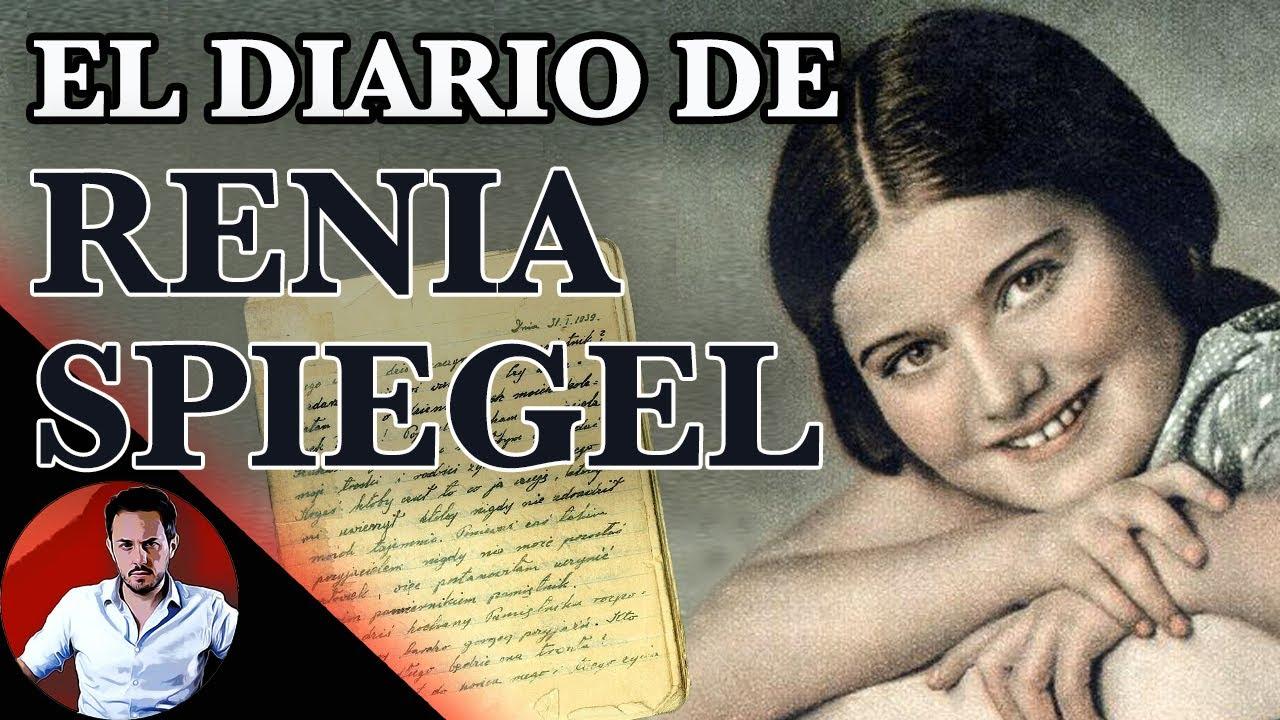 La 'Ana Frank polaca', el DIARIO DE RENIA SPIEGEL