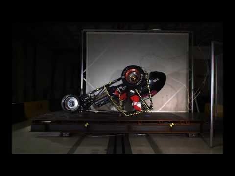 Drop Test- Sprint Car AED Motorsport Products, CAPE, Spike Chassis, IMMI