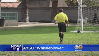 AYSO Referee Turns His Back On Gig Becuase Of 'Obnoxious ,Entitled' Parents