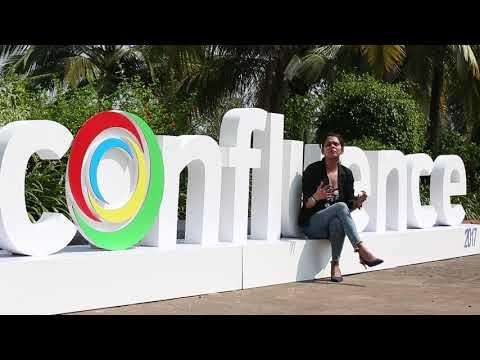 Siksha Pathak, Manager-Global Learning and Development, Kony Inc. at NIIT Confluence India 2017