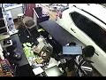 SUV crashes into R.U. Game in Tampa