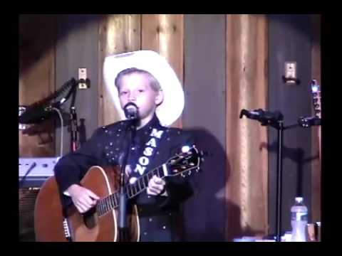 Hank Williams Love Sick Blues performed  10 year old Mason Ramsey