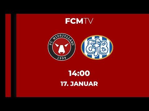 FC Midtjylland V Esbjerg FB | Træningskamp