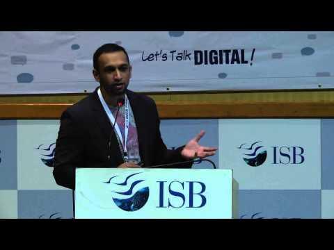 Innovations in Social Media, ISB Digital Summit 2013
