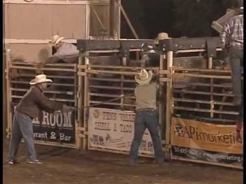 56th Annual Penn Valley Rodeo 5-17-13 Day 1