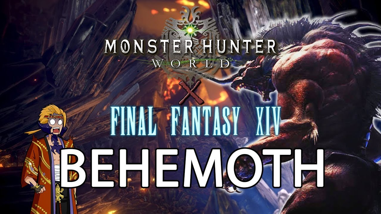 FFXIV & Monster Hunter - Check Out What Themed Rewards You Can Earn