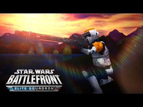 OG Star Wars Battlefront 2: Elite Squadron Mod: Kashyyyk Islands
