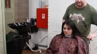Hairisma стрижка горячими ножницами девяткино