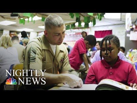 Kansas City Program Helps Children Improve Reading Skills | NBC Nightly News
