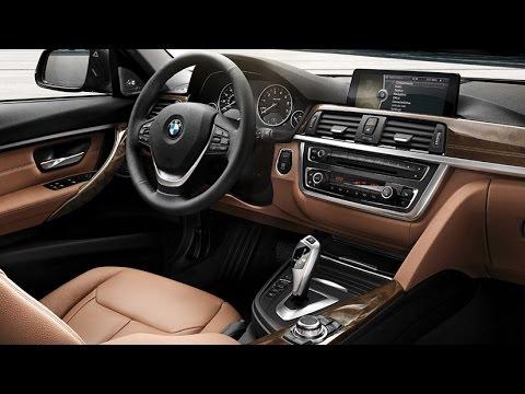 Bmw 2015 Bmw 320i Xdrive Sedan Interior Youtube