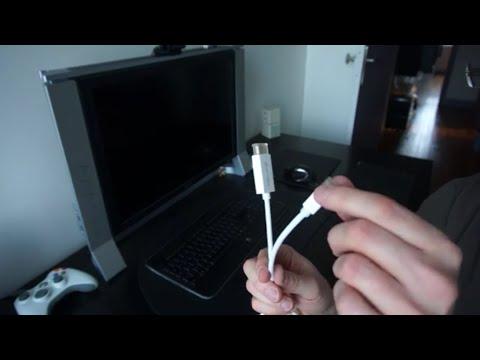 L'adaptateur Fosmon mini DisplayPort vers HDMI