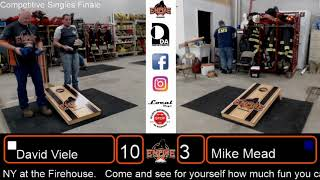 Empire Cornhole ACL Regional #2 Competitive Singles Final