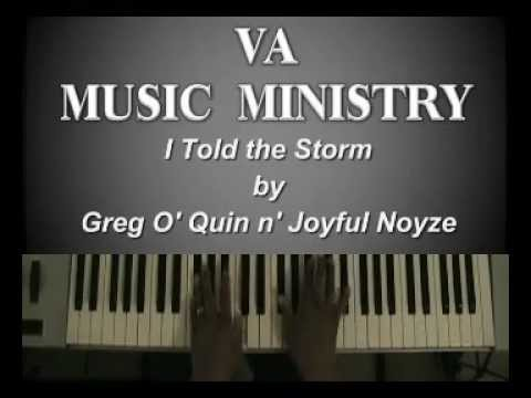 I Told the Storm by Greg O' Quin n' Joyful...