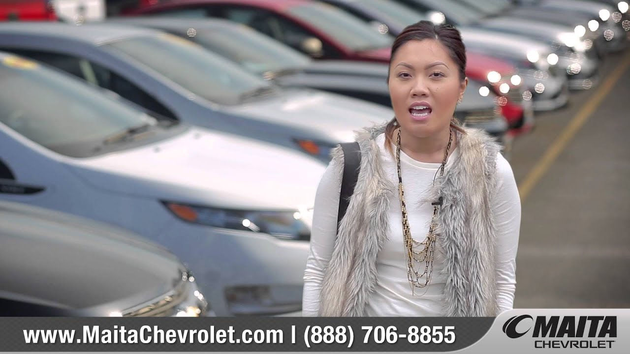 Service Competence & Parts | Maita Chevrolet | New & Used Car ...