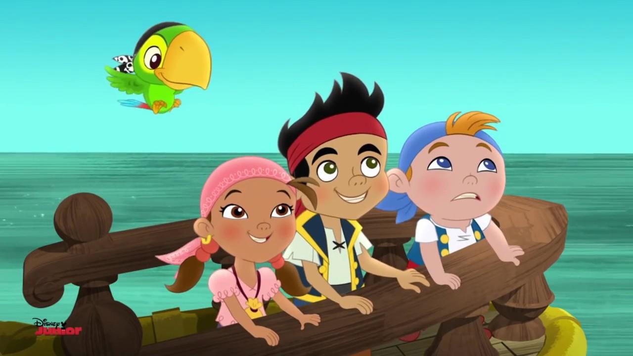 Jake et les pirates du pays imaginaire francais episode - Jack et le pirate ...