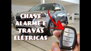 Chave, Alarme e Travas Elétricas do HB20 e CRETA - Explicação Técnica + Duvida do Inscrito