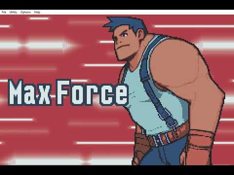 Advance Wars Black Hole Rising A.I Battle: Andy vs Max (Keyhole Cove)