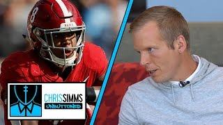 NFL Draft 2019: Simms on when teams should and shouldn't draft RBs high | Chris Simms Unbuttoned
