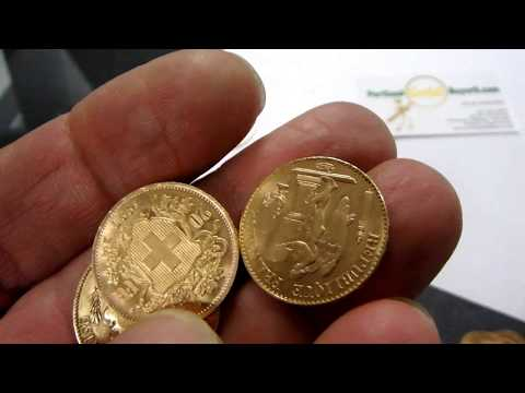 Gold Coins For Sale - Portland Gold Buyers, LLC
