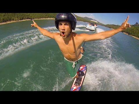 GoPro Awards: Waterski Spinny