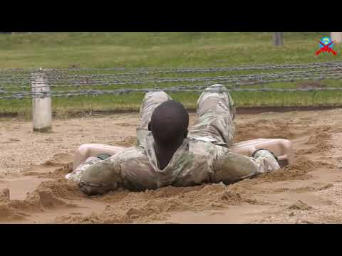 Best Warrior Competition Dental Health Command Europe ANSBACH, BY, GERMANY 02.11.2020
