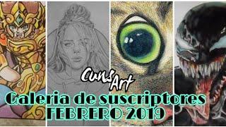 GALERIA DE SUSCRIPTORES FEBRERO | february suscriber