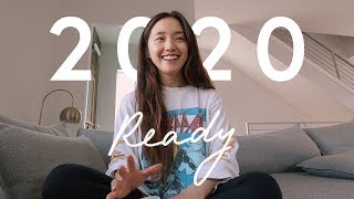 2020 Ready | My Resolutions | January Vlog
