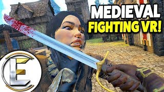 New Medieval GRUESOME Fighting VR Game - Most Realistic Medieval Combat In Virtual Reality!