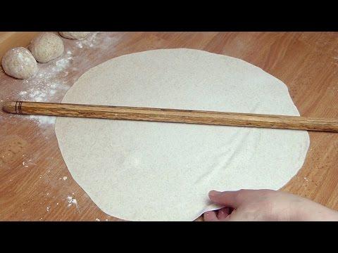 Как приготовить лаваш - Тонкая лепёшка рецепт