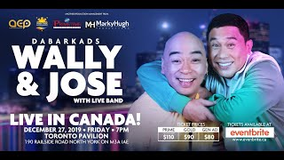 Wally and Jose Concert in Toronto - Full
