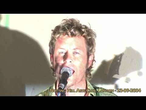 Magne F live - No One gets me But You (HD) - Notting Hill Arts Club, London  - 23-09 2004