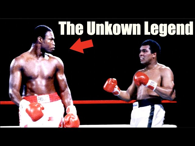 Most Underrated Champ!? | Larry Holmes Genius Style Explained