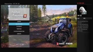 How to get lots of money.Farming Simulator 2015. Xbox 1, Xbox 360 and PS3-4