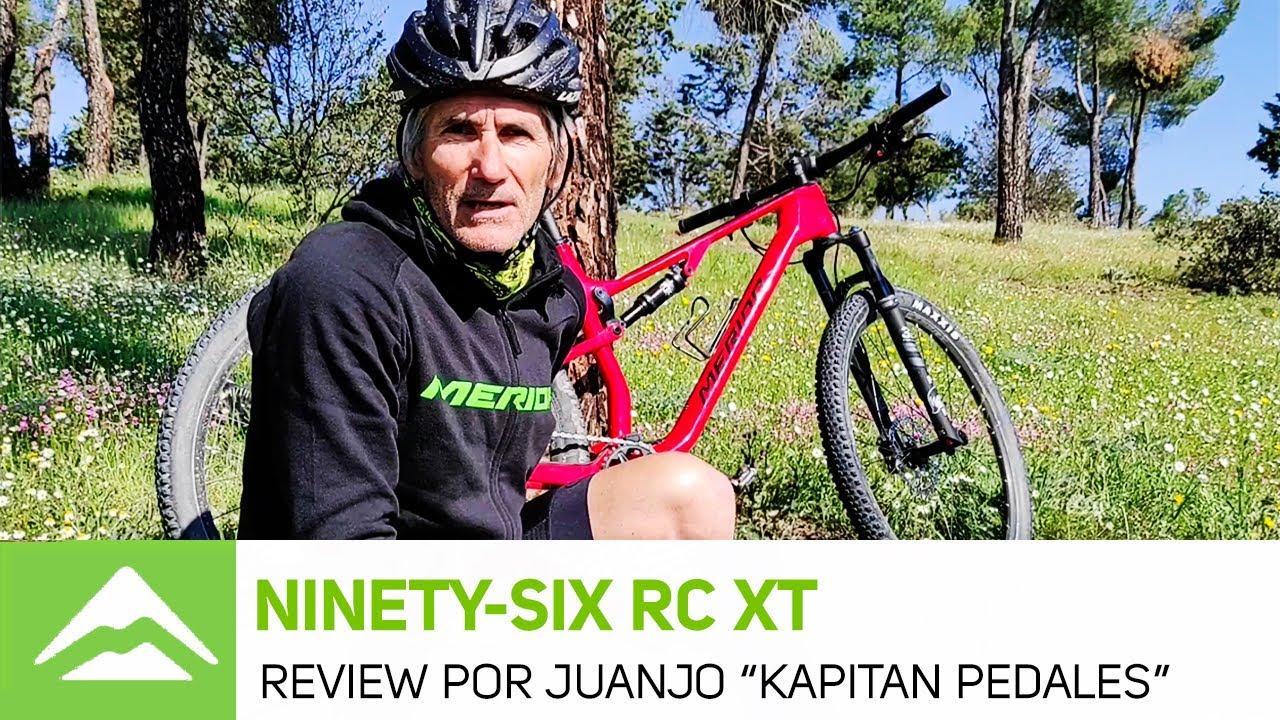 Merida Ninety Six XT - Review por Kapitan Pedales