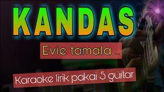 kandas evie tamala feat imron sadewo - karaoke akustik dangdut