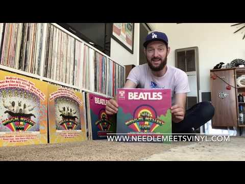 The Beatles - Magical Mystery Tour : Album Discussion
