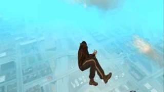 GTA san andreas Ragdoll animations v5