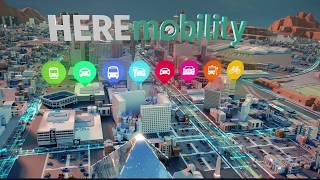 HERE Mobility –  Introducing Our Customizable Tools and Web Widget thumbnail