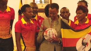 She Cranes return home from Netball World Cup