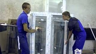 Металлопластиковые окна  Конкорд Veka. Окна со вкусом. Харьков(, 2013-08-06T14:40:01.000Z)