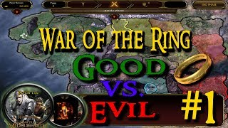 BFME2 1.09 HD - War of the Ring - Good vs. Evil [#1]