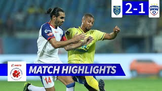 Kerala Blasters 2-1 Bengaluru FC - Match 83 Highlights | Hero ISL 2019-20