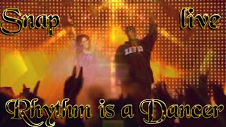 """Snap / Turbo B  """"Rhythm is a Dancer"""" (Live) Resimi"""