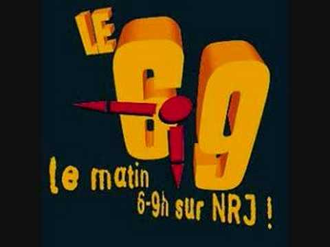 Les BB Burnes - Dis moi by 6-9 d'NRJ