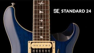 The PRS SE Standard 24 | PRS Guitars